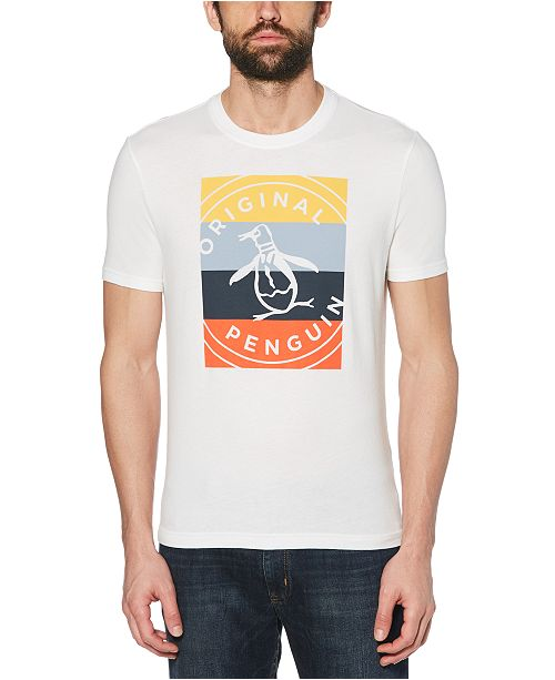 Original Penguin Men's Logo Graphic T-Shirt