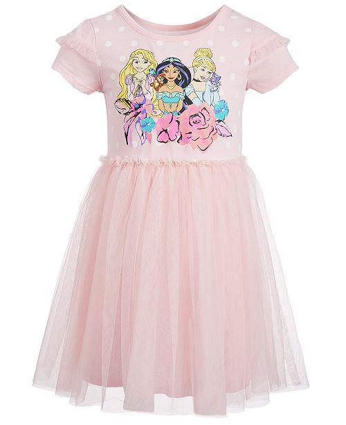 Disney Toddler Girls Princesses Pets Mesh Dress Reviews All