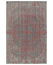 Relic RLC08-92 Pink 4 'x 6' Area Rug
