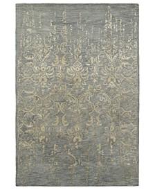 Mercery MER03-18 Bronze 2' x 3' Area Rug