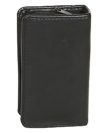 Dopp 8-Piece Genuine Leather Manicure Set