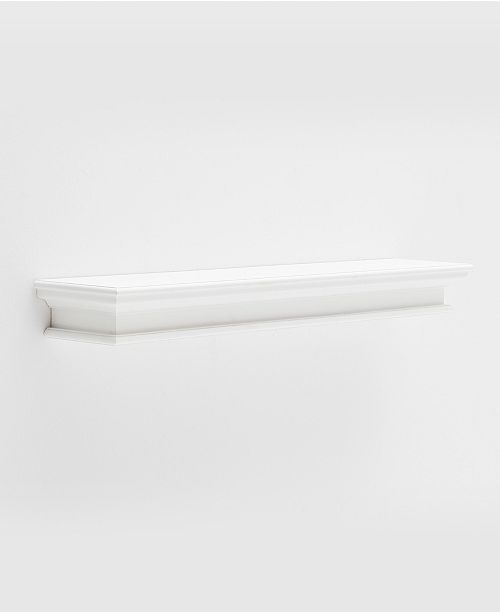 NovaSolo Floating Wall Shelf, Extra Long