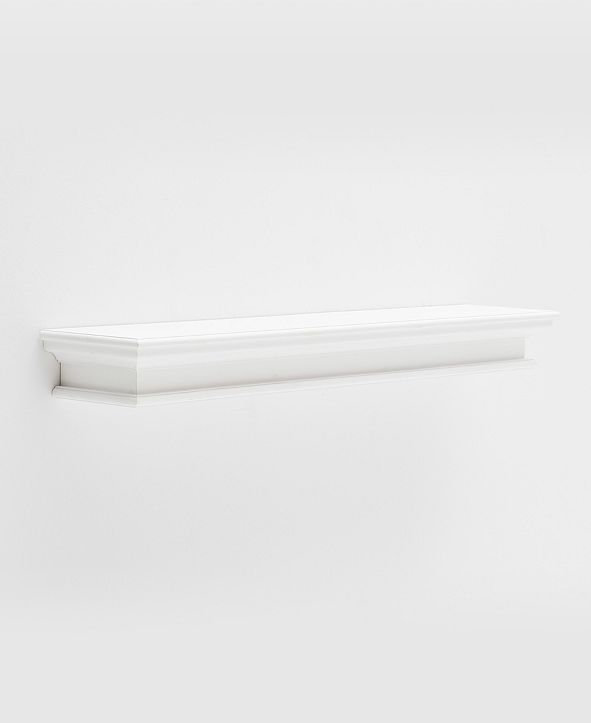 NovaSolo Floating Wall Shelf, Extra Long