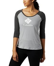 Columbia Lodge 3/4-Sleeve T-Shirt