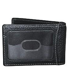 Hudson RFID Front Pocket Clip Flip Wallet