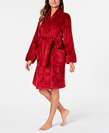 Floral Burnout Robe, Created for Macy's