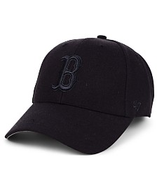 '47 Brand Boston Red Sox Black Series MVP Cap
