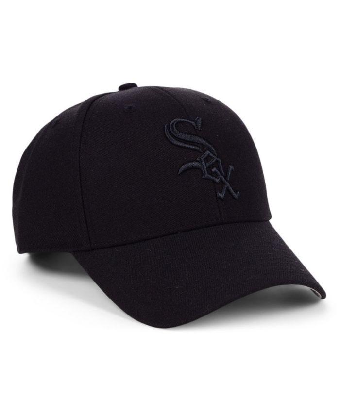 '47 Brand Chicago White Sox Black Series MVP Cap & Reviews - Sports Fan Shop By Lids - Men - Macy's
