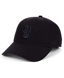 Milwaukee Brewers Black Series MVP Cap