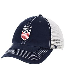 '47 Brand Women's USA National Team Trawler Trucker Snapback Cap