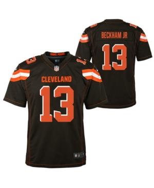 Nike Big Boys Odell Beckham Jr. Cleveland Browns Game Jersey