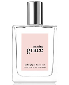 philosophy amazing grace spray fragrance, 2 oz.