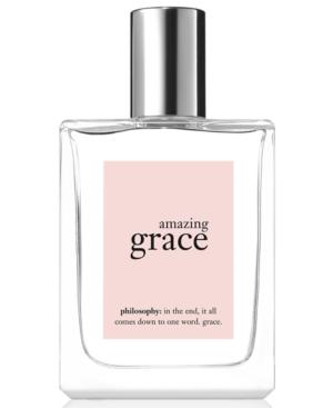 philosophy amazing grace spray fragrance, 2 oz.