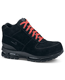 Nike Men's Air Max Goadome Boots from Finish Line