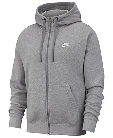 Nike Men's Club Fleece Zip Hoodie