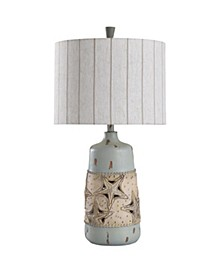 Staybridge 31in Coastal Cast Table Lamp