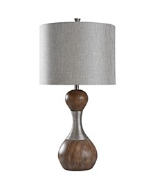 Bolton 33in Cast Body Table Lamp