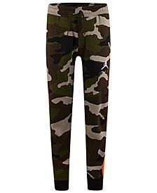 Big Boys Camouflage Joggers