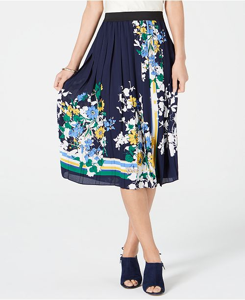 Charter Club Petite Midi Skirt, Created for Macy's