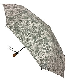 London Fog Classic Mini Auto Open Close Umbrella