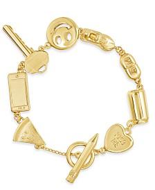 Steve Madden Women's Charm Bracelet