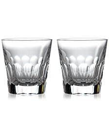 Waterford Jeff Leatham Icon Double Old-Fashioned Glasses, Set of 2