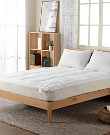 Down Alternative Queen Mattress Topper