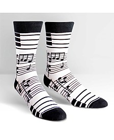 Sock It To Me Men's Footnotes Socks
