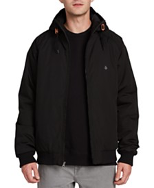 Volcom Men's Hernan 5K Hooded Jacket