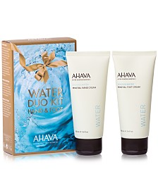 Ahava 2-Pc. Dead Sea Minerals Hand & Foot Cream Set
