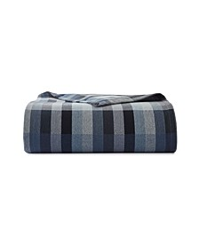 Windsor Stripe Blanket, Full/Queen