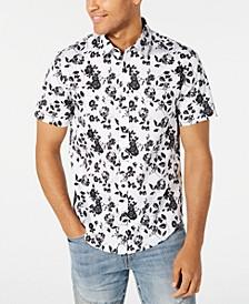 Men's Gothic Roses Shirt
