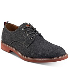 Garson Wool Lace-Up Oxfords