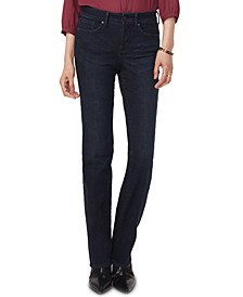 Tummy Control Marilyn Straight Jeans