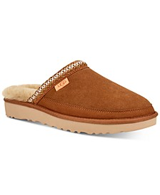 Tasman Slip-On Mule Slippers