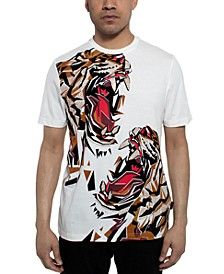 Men's Double Roar Graphic T-Shirt