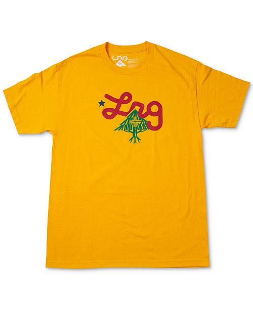 LRG Men's Logo Tree T-Shirt