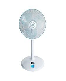 "SPT 14"" Remote Control Standing Fan"