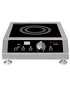 SPT 2600 Watt Commercial Induction Countertop Range