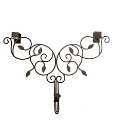 Adjustable Wreath Hanger - Ivy