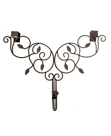 Village Lighting Adjustable Wreath Hanger - Ivy