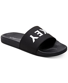 Tasha Your Loss Babe Slide Sandals