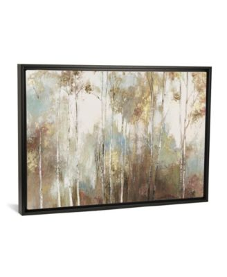 Fine Birch Iii by Allison Pearce Gallery-Wrapped Canvas Print - 18