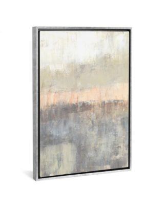 "Blush Neutrals Ii by Jennifer Goldberger Gallery-Wrapped Canvas Print - 26"" x 18"" x 0.75"""