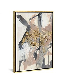 "Golden Blush I by Jennifer Goldberger Gallery-Wrapped Canvas Print - 26"" x 18"" x 0.75"""