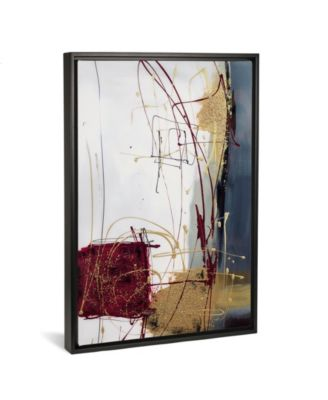 """Rio Drive by Jane M. Robinson Gallery-Wrapped Canvas Print - 26"""" x 18"""" x 0.75"""""""