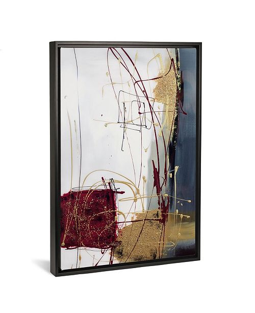 """iCanvas Rio Drive by Jane M. Robinson Gallery-Wrapped Canvas Print - 26"""" x 18"""" x 0.75"""""""