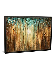 """""""A Ray of Light"""" by Osnat Tzadok Gallery-Wrapped Canvas Print"""