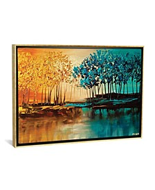 """Eden by Osnat Tzadok Gallery-Wrapped Canvas Print - 26"""" x 40"""" x 0.75"""""""