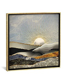 """iCanvas Morning Sun by Spacefrog Designs Gallery-Wrapped Canvas Print - 37"""" x 37"""" x 0.75"""""""